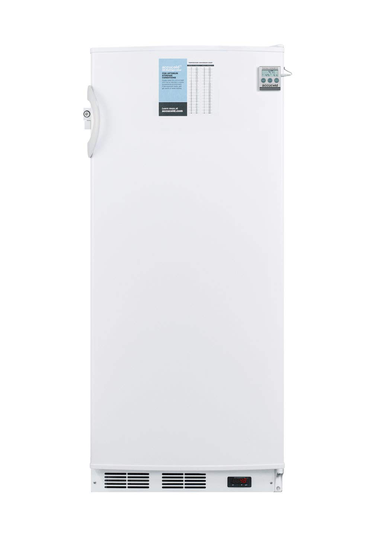 Summit FFAR10PLUS2 Accucold PLUS2 25 Inch Wide 10.1 Cu. Ft. Built-In Medical Refrigerator with Digital Display and Door Lock