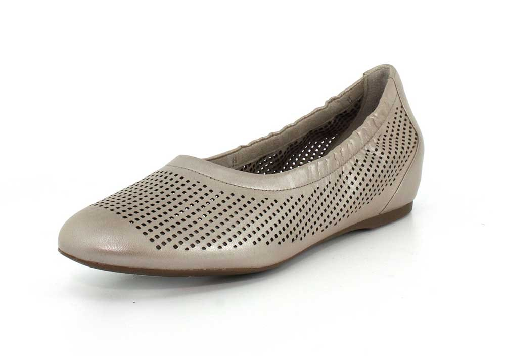 Rockport Womens Total Motion Perf Luxe Slip-On Slip-On B074Y7GTJ1 9.5 W US|Dove