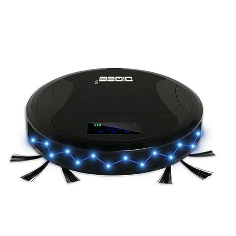 teckey® Wifi – Robot aspirador 330 C con función de carga y Smart Touch –