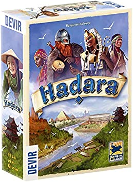 Devir- Juego de Mesa Hadara, Multicolor (BGHADARA): Amazon.es ...