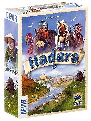 Hadara, Devir, BGHADARA, Multicolorido