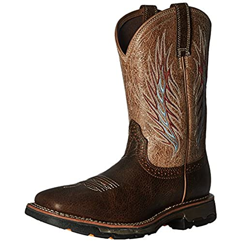 58f92205bd6a new Ariat Men s Workhog Mesteno II Work Boot - oddlywholesome.org