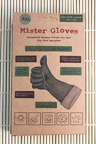 xl dishwashing gloves - 2