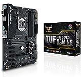 ASUS 90-MB0WS0-M0EAY0 Placa Mãe Tuf H370-PRO Gaming USB3.1, Preta
