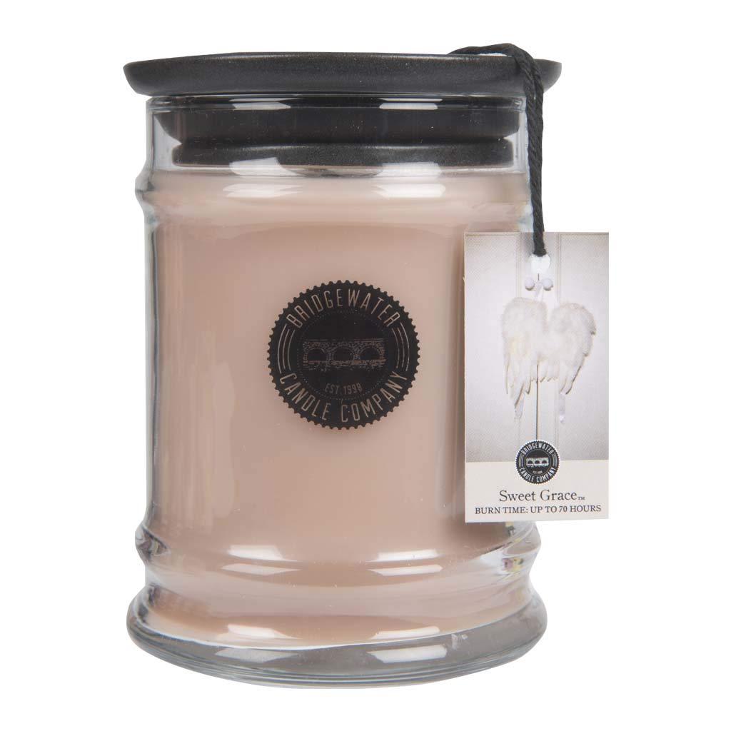 Bridgewater Candle 8oz Small Jar - Sweet Grace