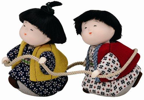 汽車ぽっぽ 木目込み人形 材料セット(手芸材料人形キット)   B00DXYXITU