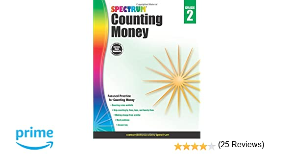 Counting Money, Grade 2 (Spectrum): Spectrum, Carson-Dellosa ...