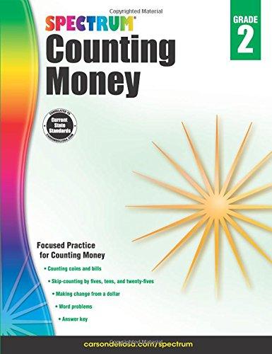 Counting Money, Grade 2 (Spectrum): Spectrum, Carson-Dellosa ...