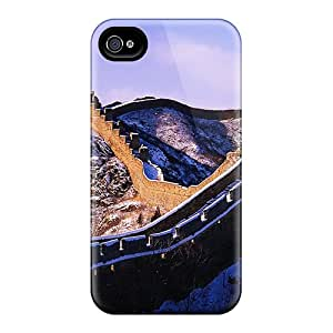 Brand New 4/4s Defender Case For Iphone (great Wall)
