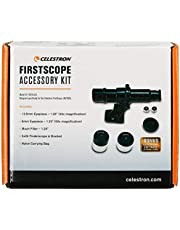 Celestron 21024-ACC FirstScope Accessory Kit (Black)