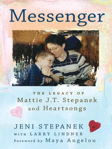 Print Jenis - Messenger: The Legacy of Mattie J. T. Stepanek and Heartsongs (Thorndike Press Large Print Nonfiction Series)