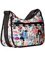LeSportsac Classic Hobo No Pouch Shoulder Bag, One Size
