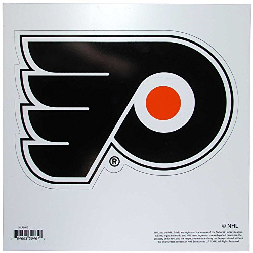 NHL Philadelphia Flyers 8 inch Automotive Magnet
