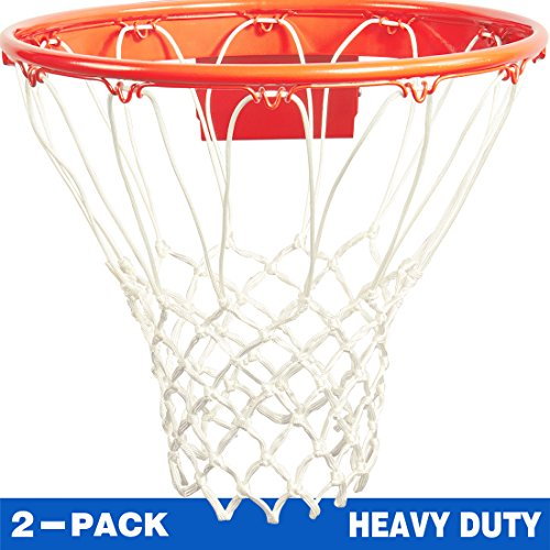 Katop Heavy Duty Basketball Net All Weather Thick Net Replacement 12 Loops(Outdoor and Indoor) – DiZiSports Store