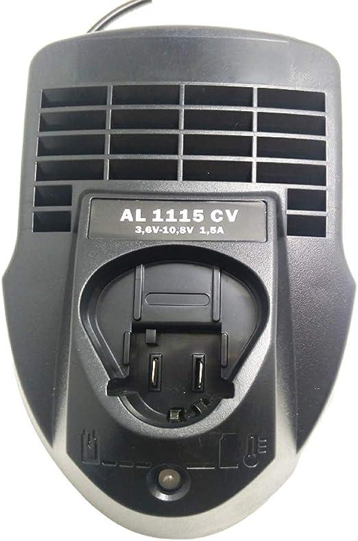 Amazon.com: AL1115CV - Cargador de batería de iones de litio ...