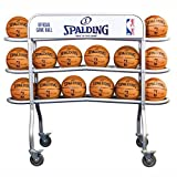 Spalding Official NBA Ball Storage Truck