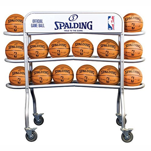 Spalding Official NBA Ball Storage Truck by Spalding