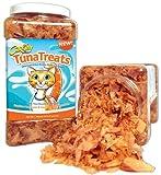 1 lb TunaTreats Premium Bonito Flake Cat Treats, My Pet Supplies