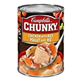 Campbell's Chunky Chicken with Rice Soup, 540 mL
