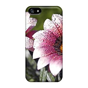 NadaAlarjane Snap On Hard Case Cover Morning Dew Protector For Iphone 5/5s
