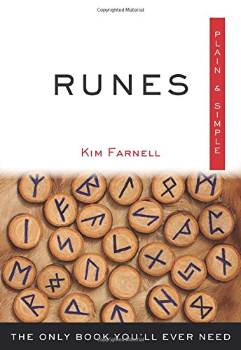 Rune Alphabet (Runes, Plain & Simple: The Only Book You'll Ever Need)