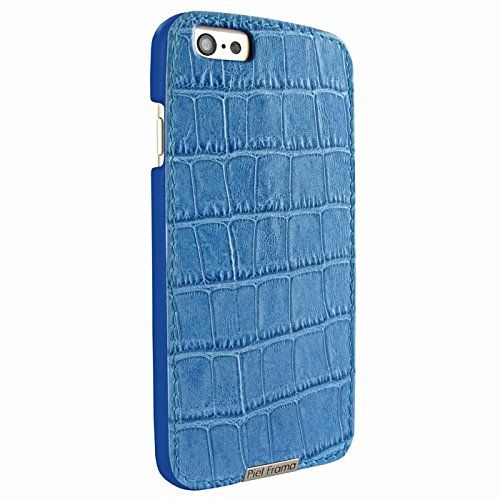 PIELFRAMA 693COB Case Crocodile Apple iPhone 6 Plus in blau