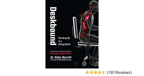 deskbound standing up to a sitting world