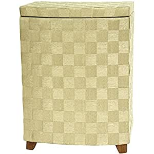 Oriental furniture high end top quality best design good looking 27 inch japanese style natural - High end laundry hamper ...