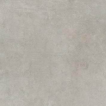 Terrassenplatten Betonoptik Hellgrau Matt Glasiert R10 60x60x2cm