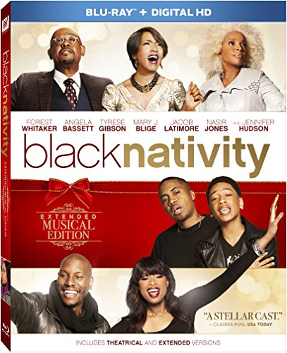 Black Nativity Extended Musical Edition Blu-ray -  Rated PG, Forest Whitaker
