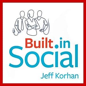 Built-In Social Audiobook