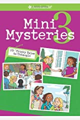 Mini Mysteries 3 (American Girl Mysteries) Paperback