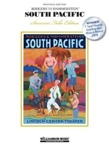 South Pacific Songbook: Souvenir Folio Edition ()