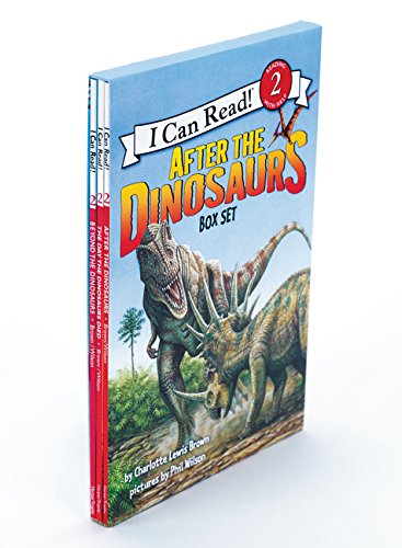 After the Dinosaurs Box Set: After the Dinosaurs, Beyond the Dinosaurs, The Day the Dinosaurs Died (I Can Read Level ()