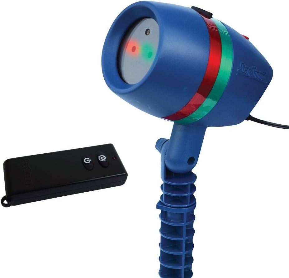 Mediashop Star Shower Motion Proyector con mando a distancia + ...