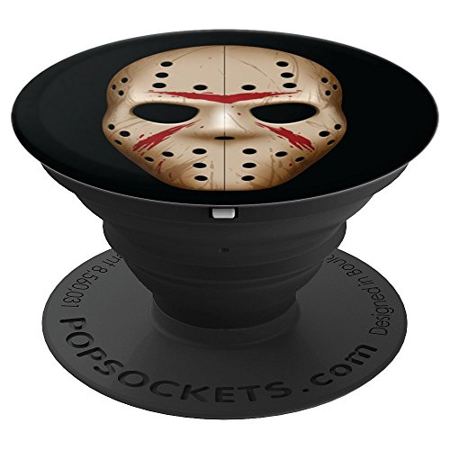 PopSockets: Jason Mask, PopSockets: Scary, - PopSockets Grip and Stand for Phones and -