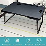 Foldable Laptop Table, Laptop Bed TrayLaptop Desk