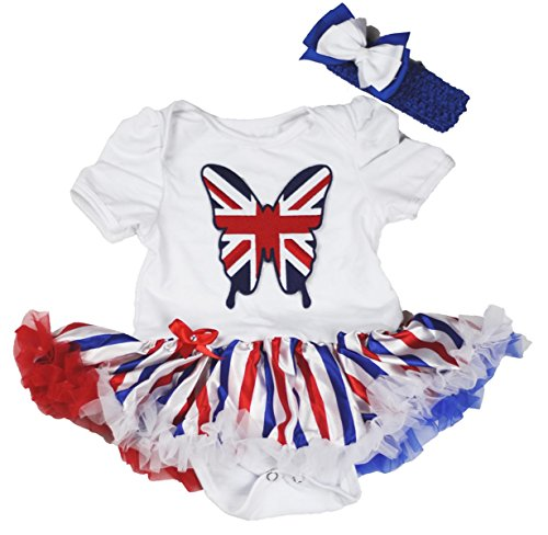 british flag baby girl - 8