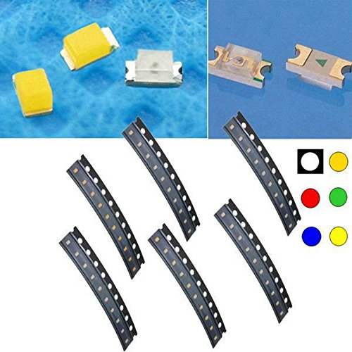 Led Strip Accessories - Chip Diode Surface Mount 5630 - 10 Pcs 0603 Colorful Smd Smt Led Light Lamp Beads For Strip Lights - Surface Mount Led