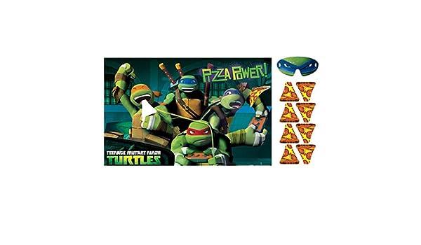 Fiesta de las Tortugas Ninja juego (cada uno): Amazon.es ...