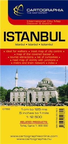 Istanbul (Cartographia City Map)