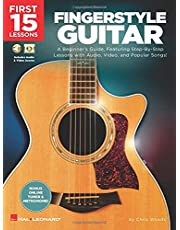 First 15 Lessons - Fingerstyle Guitar
