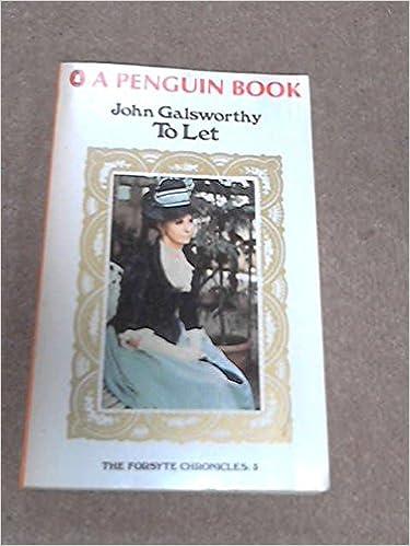 Download google bøger pdf mac To let (The Forsyte chronicles) B0006CJ580 på Dansk ePub