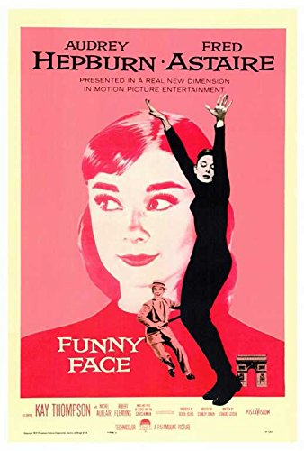 Funny Face POSTER (27