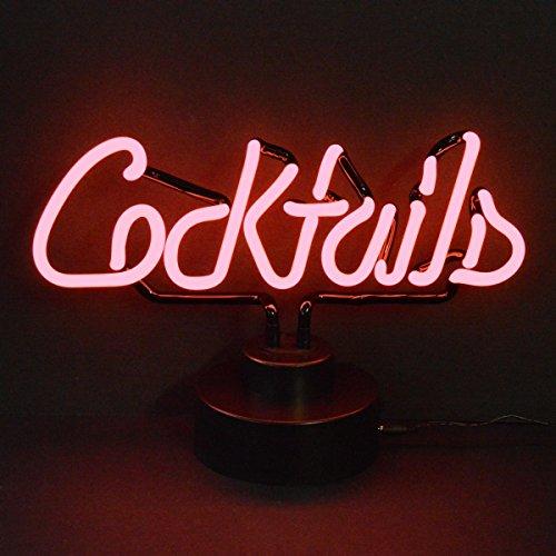 Neonetics Business Signs Cocktails Neon Sign Sculpture
