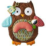 Skip Hop Tummy Time Mat, Hug and Hide Owl