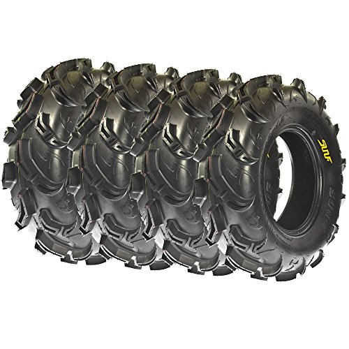 Full-Set-of-4-SunF-Warrior-ATV-UTV-Mud-Terrain-Tire-6-Ply-A048