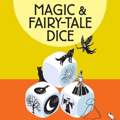 Magic and Fairy-Tale Dice (Fairy Cube)