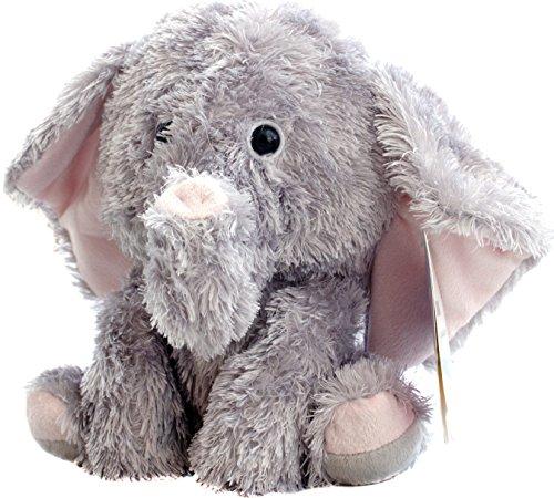 - Bino Elephant Stuffed Animal Plush - Most Comfortable and Softest Childrens Plush Toy Gift 8.5