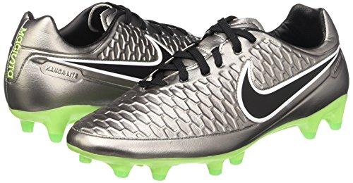 Nike Negro Blk mtlc ghst Grn Plateado Fg grn Calcio Scarpe Uomo Verde Glw Magista Pwtr Orden Da 1r81T